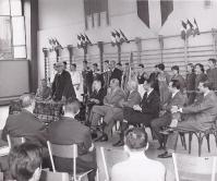 Inaugurazione Palestra Cartesegna