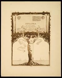 VII Concorso Nazionale Ginnastico - Venezia, 13 maggio 1907