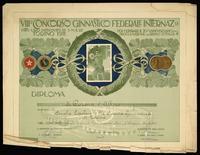 VIII Concorso Ginnastico Federale Internazionale per  il 50° anniversario della proclamazione del Regno d'Italia - Torino, 1911