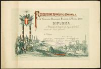 IV Concorso Nazionale Federale - Torino, 1898